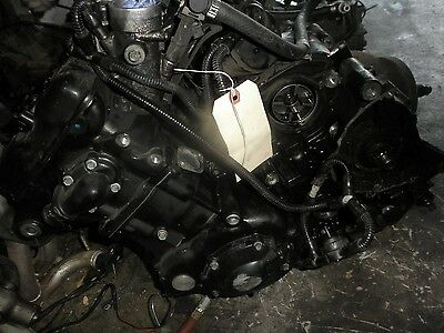 Engine motor RUNS FINE 955i  Speed Triple Triumph 01 #K2