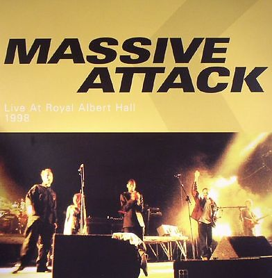 MASSIVE ATTACK - Live At The Royal Albert Hall 1998 - Vinyl (2xLP)