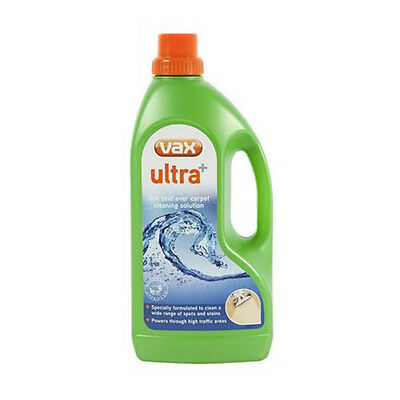 Vax Ultra Plus Carpet Cleaning Solution 1.5 L