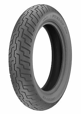 D404 80/90-21 Front Tire Dunlop 32NK07 Motorcycle Front Tire