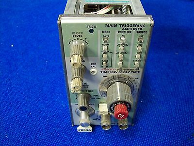 Tektronix 7B53A Dual Time Base Plug-In