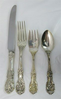 Francis 1st Sterling Silver 4- Piece Luncheon Set by Reed & Barton
