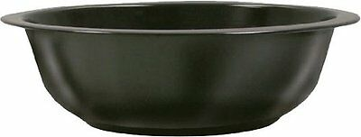 """Brinkmann Smoker Grill Replacement Coated Water Pan 13 1/2""""  812-0004-0 Damaged*"""