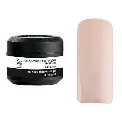 Gel UV & LED Ongles - silky peach - Peggy Sage - Soins des ongles- 146782