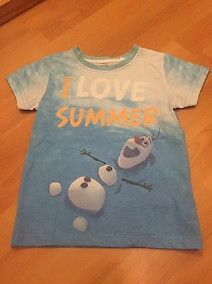Next Olaf T-Shirt (Age 1.5 - 2 Years)