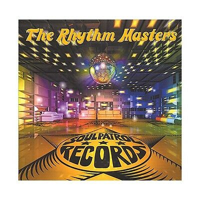 The Rhythm Masters By Various Artists Vinyl LP Record 2004 Import NEW