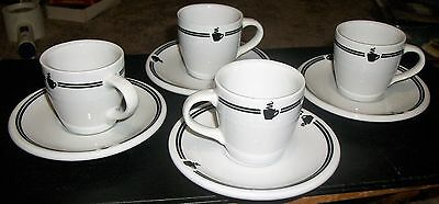 Lovely Indoor Outfitters Over & Back Inc. Childs Cup & Saucer Set For Four Sweet