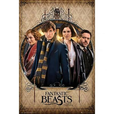 Fantastic Beasts Poster Group 231