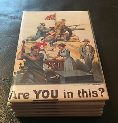 ARE YOU in this? Fridge magnet
