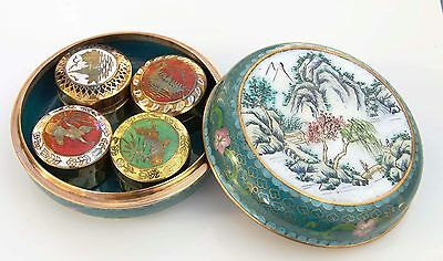 Set of Trinket boxes for Jewellery etc - Very pretty