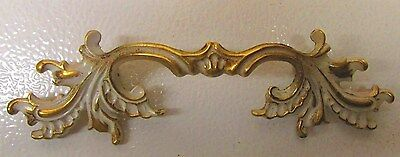 "VINTAGE 7"" FRENCH PROVINCIAL SHABBY DRAWER PULL / HANDLE Lot #2"