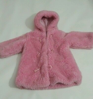 THE CHILDREN'S PLACE Girl's Pink Coat Adorable Size 3T