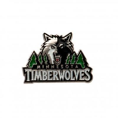 Minnesota Timberwolves Badge