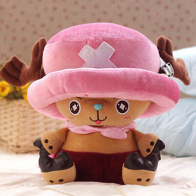 ONE PIECE Tony Chopper Plush Toy Stuffed Doll Animals 30CM