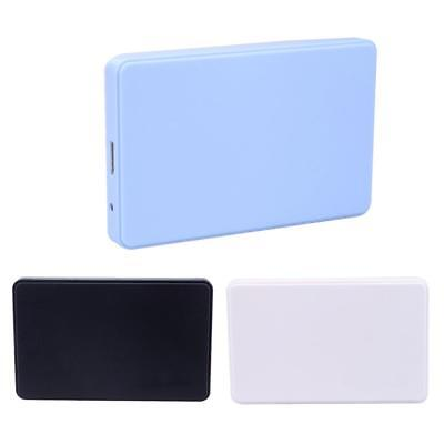 "USB 3.0 2.5"" Hard Drive External SATA Enclosure HDD Mobile Disk Box Case for PC"
