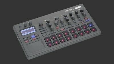 KORG ELECTRIBE2 Sequencer MUSIC PRODUCTION STATION