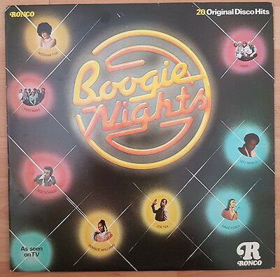 Various Artists - Boogie Nights - 20 Disco Hits - Vinyl LP