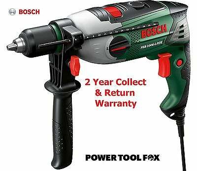 Bosch PSB 1000-2 RCE Expert Impact Corded Drill 0603173570 3165140512756 *