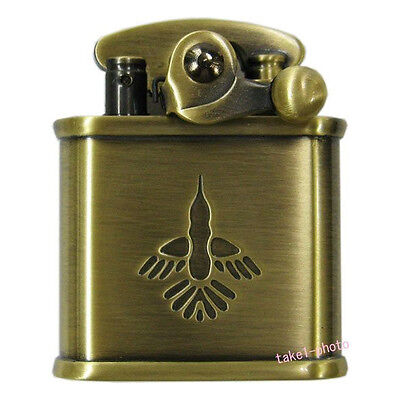 CLASSIC DESIGN Cigarette OIL Lighter COLIBRI  308-0014
