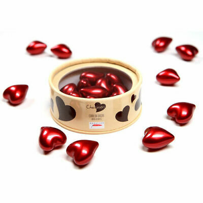 Aquolina Chocolovers Cuori da Bagno Bath Hearts, 10 x 4ml (Made in Italy)