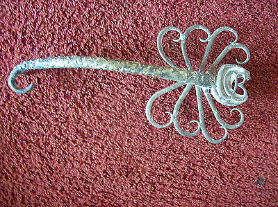 Vintage Scorpion door pull with three (3) hinges