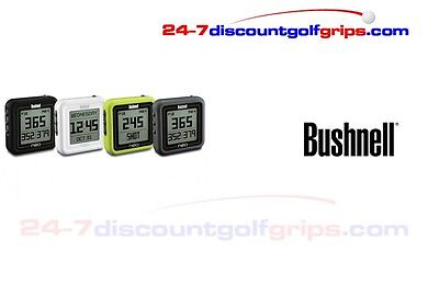 BUSHNELL NEO GHOST GPS RANGEFINDER Various Colours