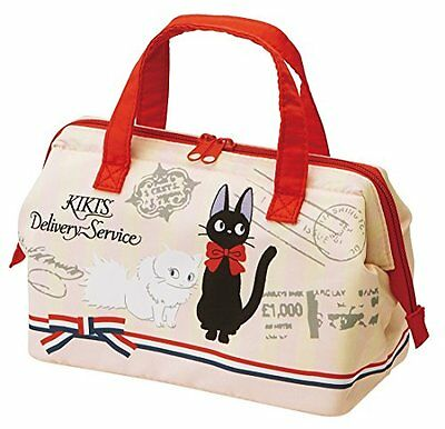 Majo No Takkyuubin air maill skater Cooler lunch bag  witch KGA1 JAPAN