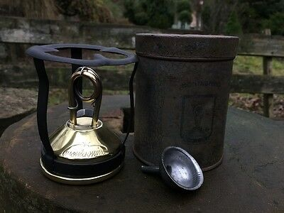 Camp Stove Montagnino !  Made In Italy Rare!