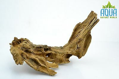 (A-5657)  Oak Bogwood Aquarium Wood (Red moor) Size L