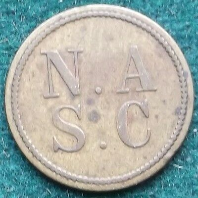 Military Token N A S C  My Number 191