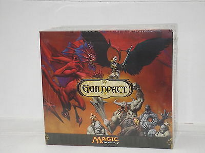 Magic the Gathering Guildpact Fat Pack  *New & Sealed*