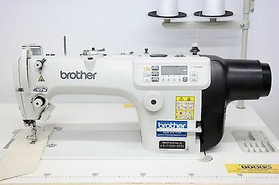 Brother S7100DD-403 Direct Drive (Trimmer) Lock Stitch Industrial Sewing Machine