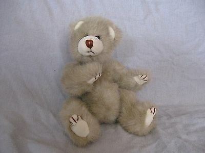 "Ty 1993 Jointed Teddy Bear ""Dickens"" Attic Treasures Collection 6"""