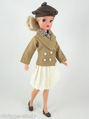 Sindy COUNTRY CLUB 1979 COMPLETE Outfit | No Doll | Vintage Pedigree Sindy