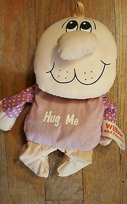 "Wilbur and friends ""Hug Me"" stuffed doll"