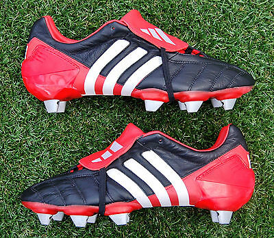 Bnibwt New Adidas Predator Mania 2002 Sg Football Boots - Uk Size 10
