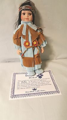 "DOLEA DOLL ROYALTON COLLECTION 10"" TALL New"
