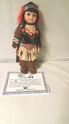 "ELU DOLL ROYALTON COLLECTION 10"" TALL New"