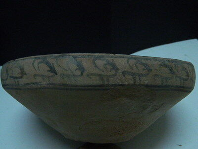 Ancient Huge Size Teracotta Painted Pot With Animals Indus Valley 2500 BC #PT153