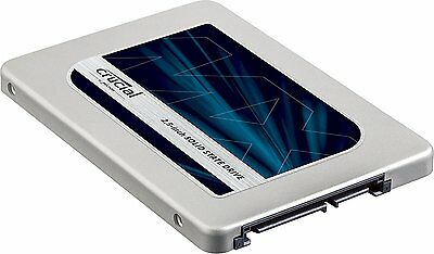 Crucial MX300 750 GB SATA 2.5 Inch Internal Solid State Drive with 9.5