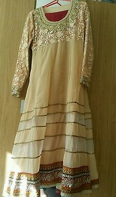 New Party Wear Bollywood Indian & Pakistani Designer Anarkali Shalwar Kameez