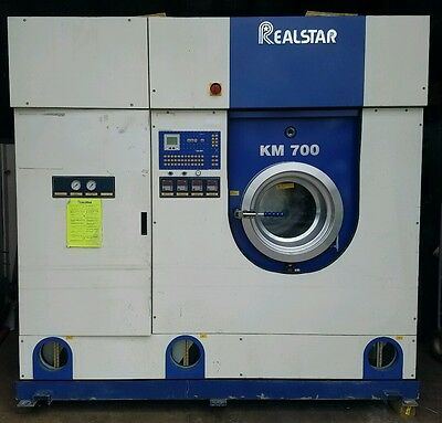 Real Star 75lb Hydrocarbon Dry Clean Machine