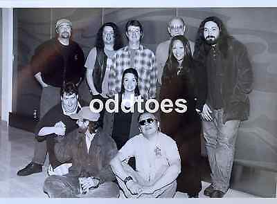 Widespread Panic EARLY Un-Released Publicity Photo 1990's RARE