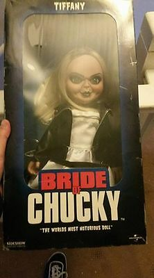 Sideshow Tiffany Doll Bride of Chucky Childs Play