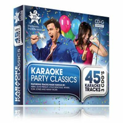 Karaoke Party Classics. Sing To The World. One Set