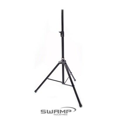 Heavy Duty Steel PA / DJ Speaker Stand - Auto-Locking - Air Cushion