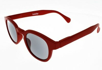 8af3b633b0b Lunettes de Lecture LOUPE SOLAIRE Oxford Rouge the new trend Indice 2 MIXTE  ave