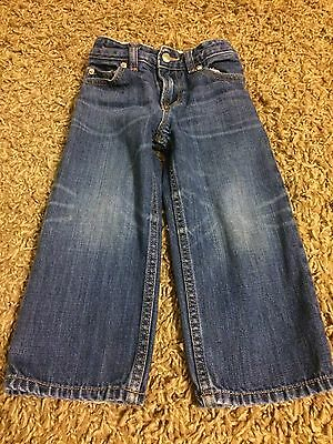 Baby Gap Toddler Boys Loose Fit Jeans Size 3T