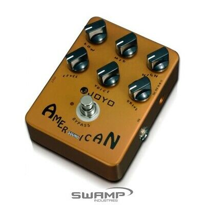 JOYO JF-14 American Sound Guitar Amp Emulator Pedal - Effects Pedal