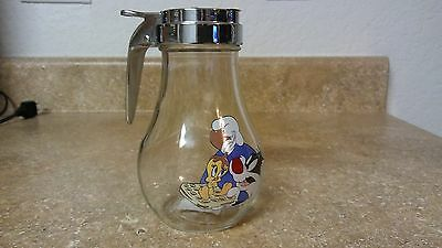 Vintage Sylvester & Tweety Creamer Or Syrup Pourer ~ New ~ Free Shipping